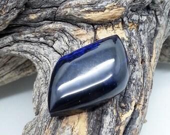 Bisbee Azurite Rare Gemstone Cabochon