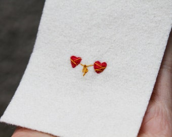 Sweethearts Embroidery