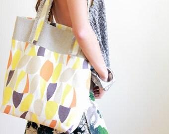 WEEKEND TOTE BAG sewing pattern