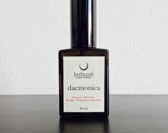 Daemonica Natural Botanical Perfume