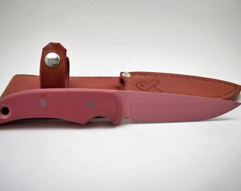 Breast Cancer Awareness Support Knife