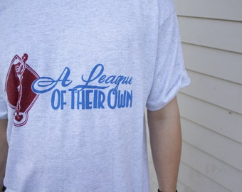 1992 A League of Their Own Offical Cast and Crew Tshirt