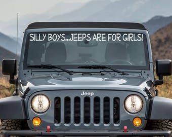 Jeep Decals Etsy - Custom windo decals for jeeps