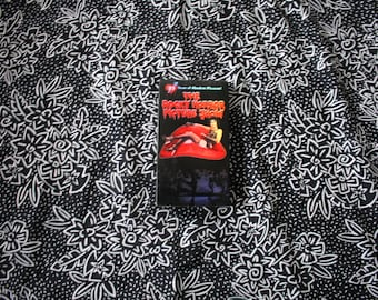 Rocky Horror Picture Show VHS Tape. Cult Classic Rock Opera Indie Movie. Classic Goth Weirdo Transvestite Weirdo Rock Opera Movie VHS
