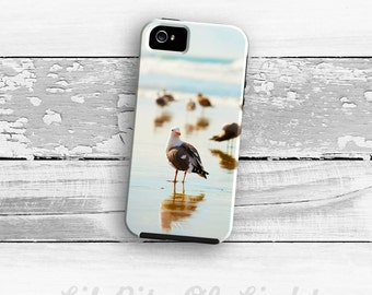Beach iPhone 6s Case - iPhone 6s Plus Cover - Beach iPhone 5s Case - Bird iPhone 5C Case - Seagull iPhone 5 Case - iPhone 6 Case Ocean