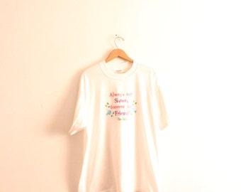 Sister Friend T Shirt