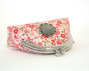 Coin purse | gift for her | retro style