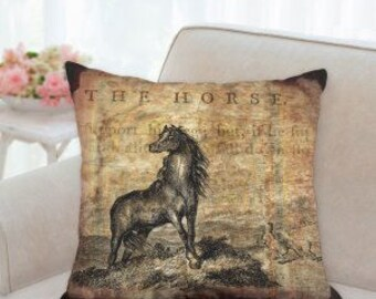 The Horse Pillow