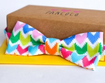 Picos - Adjustable bowtie - Unisex