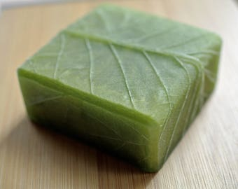 Folded Leaf Soap Style II