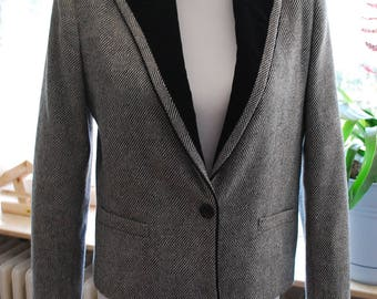 Vintage 80's Sassoon Women's Blazer/Jacket