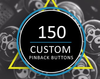 Custom Pinback Button, Pinback Buttons, Pinback Badge, Pinbacks, Custom Buttons, Custom Pins, Custom Pin, Custom Button, 1 inch buttons