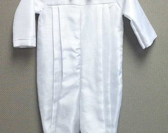 Zay Christening, Baptism, Blessing Outfit for Baby Boy's