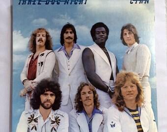 Three Dog Night - Cyan Vintage Vinyl Record Album LP, 70s Classic Rock, Pop Rock Music / Audiophile