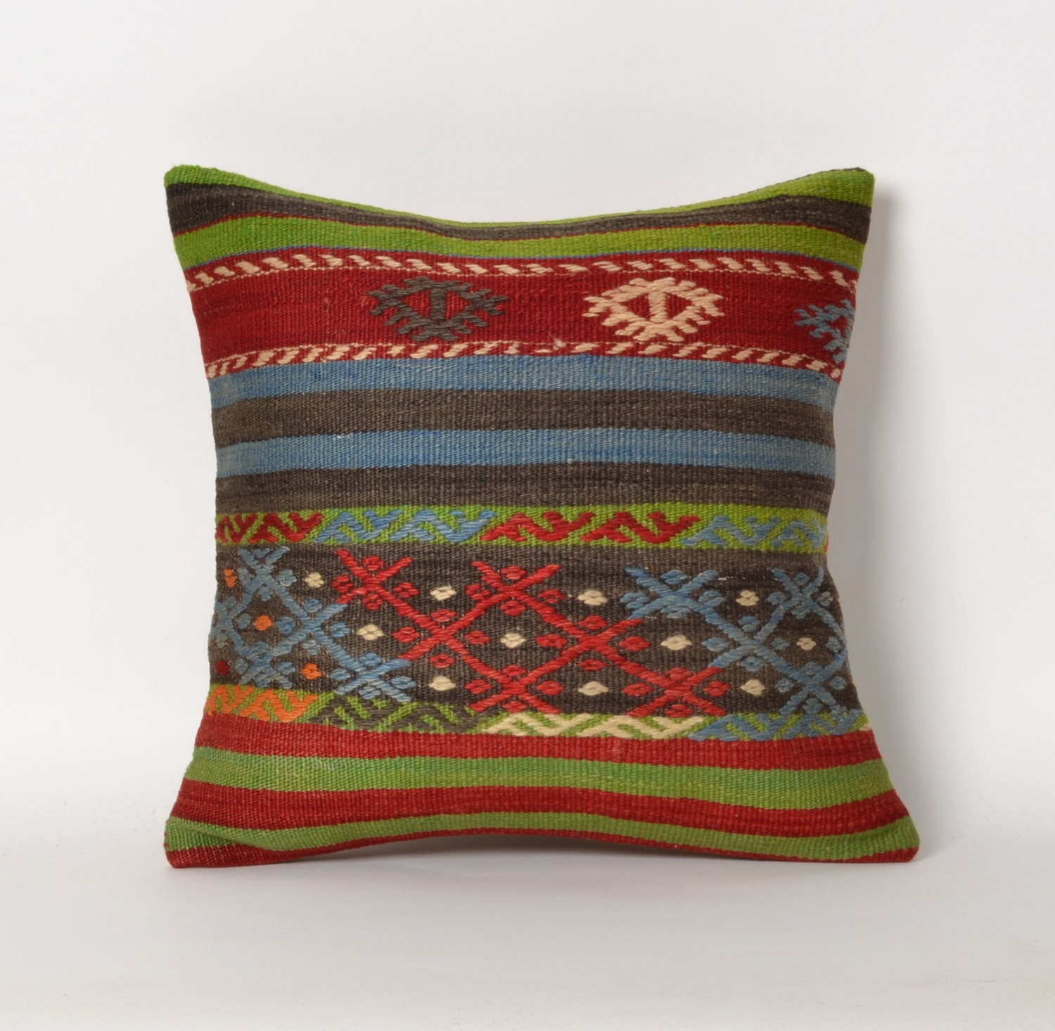 Moroccan Pillow Vintage Kilim Pillow Couch Pillow Moroccan