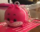 Large Cheshire Cat Tsum Tsum Keychain