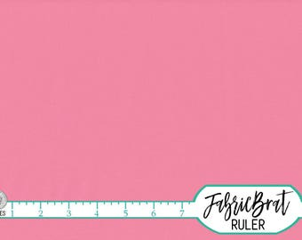 KONA COTTON CARNATION Solid Fabric by the Yard, Fat Quarter Robert Kaufman Light Pink Solid fabric K001-141 100% Cotton Quilt Fabric w11-23