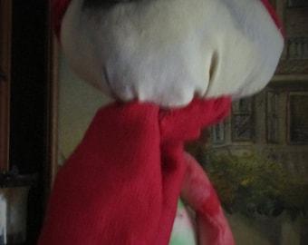 MiTZ - Creepy Christmas Art Doll - BLACK FRIDAY SALE !