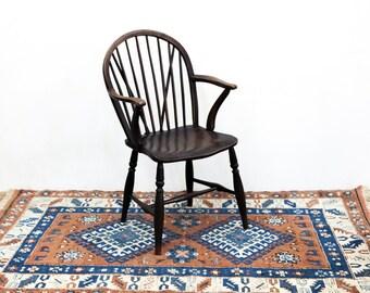 Brace Back Windsor Chair