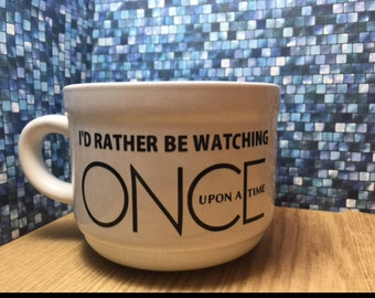Once Upon A Time, Coffee Mug, TV Show, Gift