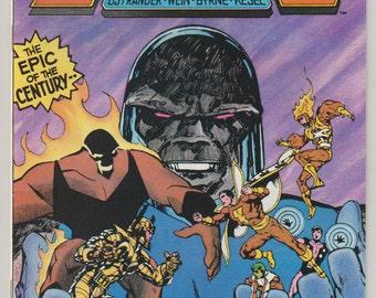 Legends; Vol 1, 1 Copper Age Comic Book (with attached MASK insert).  NM.  November 1986.  DC Comics