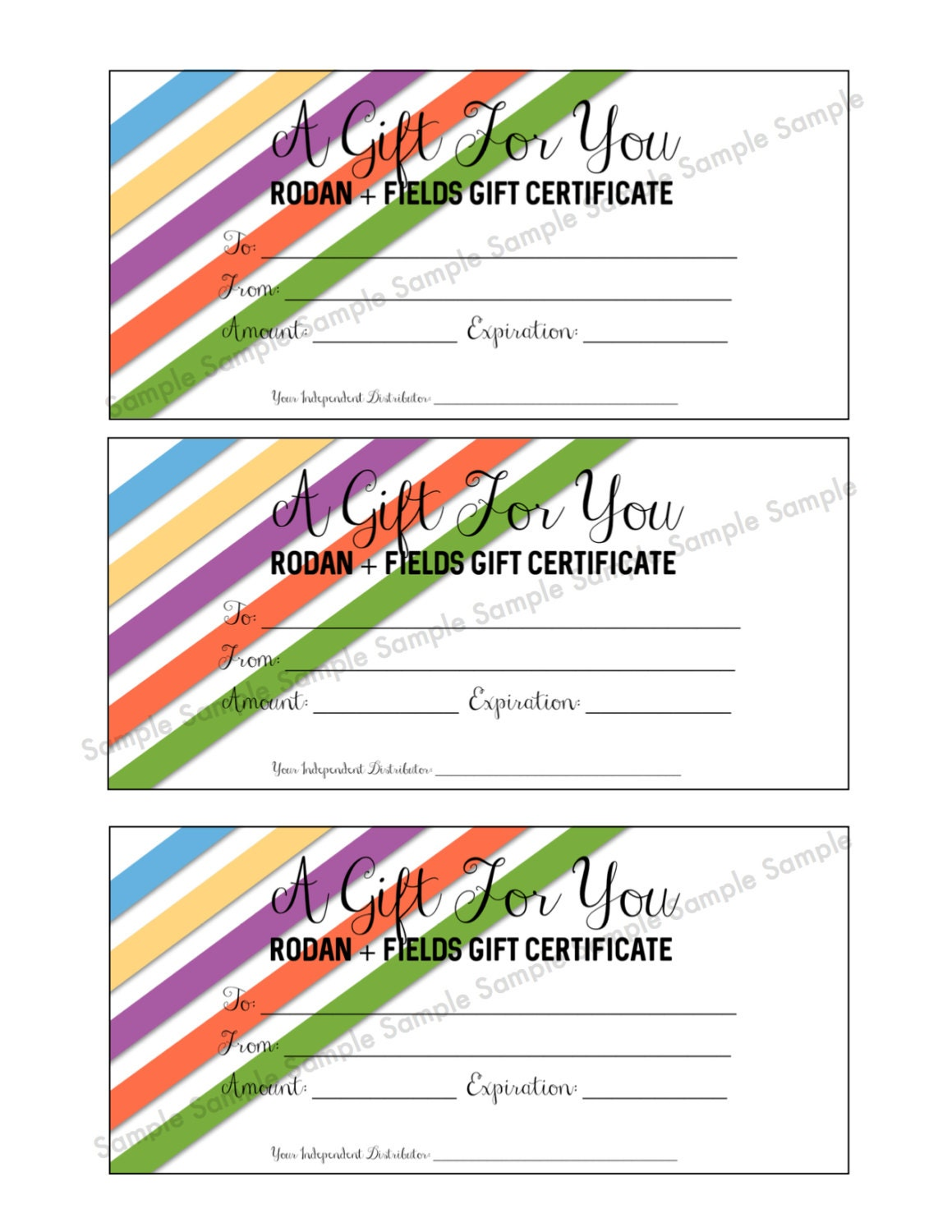 download gift certificate