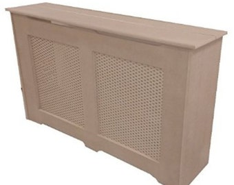 Radiator Cover (extra deep)hinged lid-med