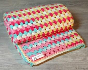 Baby blanket baby crochet blanket baby blankie baby gift baby shower gift baby blanket boy baby blanket girl baby boy baby girl