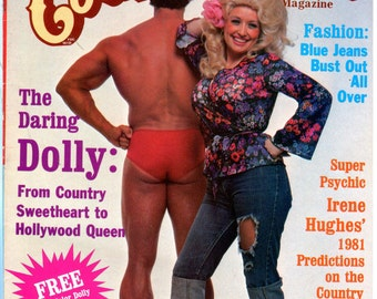 Country Style Magazine Dolly Parton Feb 1981