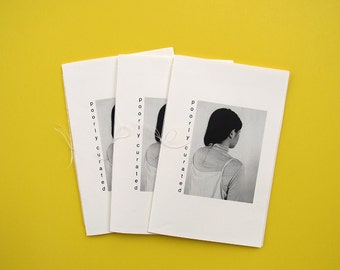 Poorly Curated Foto Zine / Issue #1