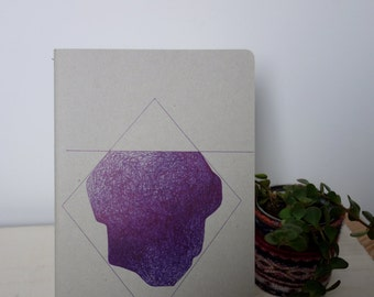 Notebook / Drawing / Illustration / Copybook / Journal / Fieldnotes / Stationery