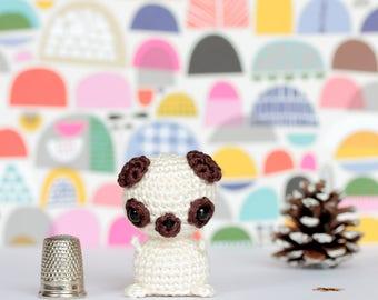 Crochet pug keychain, Amigurumi pug plush, Miniature dog, Amigurumi dog keychain, Miniature crochet dog key chain, Pug gift, Plush dog lover
