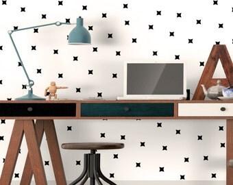 Ninja Stars Wall decor