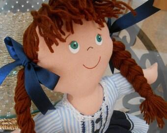 Laura rag doll