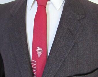 ON SALE Dated 1960 Vintage Wool Atomic Fleck ROCKABILLY Blazer ~ 40 S ~ Bespoke sport coat / suit jacket ~
