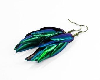 Unique gift-for-sister gift-for-girlfriend gift Anniversary gift-for-wife gift-for-women gift-for-teen girls Dangle earrings Tassel earrings