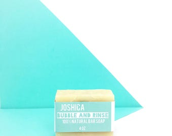 Tea Tree, Herb and Mint Shampoo Bar