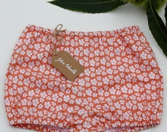 Baby Bloomers, Cotton, Floral Print