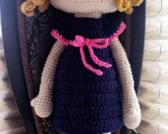 Crochet Abigail Doll