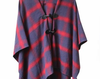 Flannel Cover-up