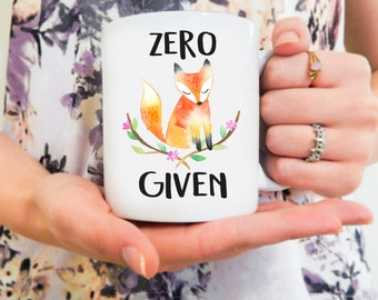 "Zero ""Fox"" Given 