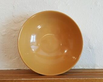Vintage Hall Bowl Light Brown