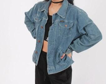 Vintage Wrangler Cord Jacket