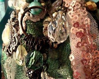 Tarot Bag / Tarot Deck bag / Tarot Pouch / Pouch / Gypsy Pouch