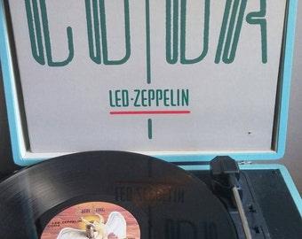 Led Zeppelin Coda Vinyl Record