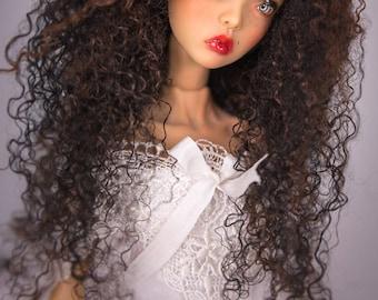 Jazzy Curls (wig for Fashion dolls)