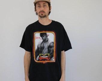 Street Fighter V Tee XL