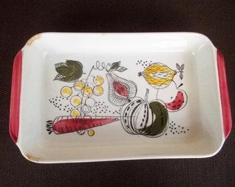 Vintage Rorstrand No 18 Marianne Westman Verdura Pattern Serving Dish