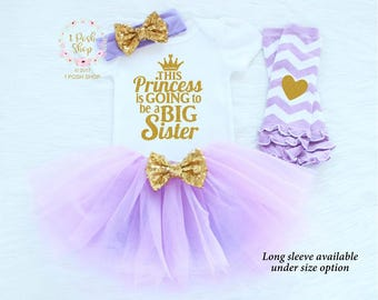Big Sister Outfit, I'm Going to be a BIG Sister, Big Sister Announcement Shirt, New Big Sister, Big Sister Shirt, Big Sister Gift FBS6