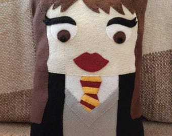 Harry Potter Hermione pillow